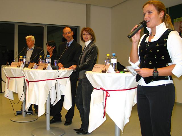 Birgit Morelli ... Moderationen - bis 2008